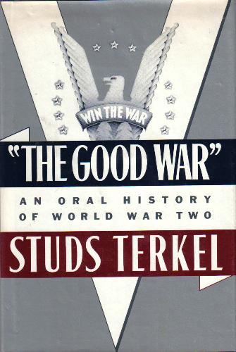 studs terkel essays Brothersjuddcom reviews studs terkel's working: people talk about what they do all day and how they feel about what they do - grade: c.